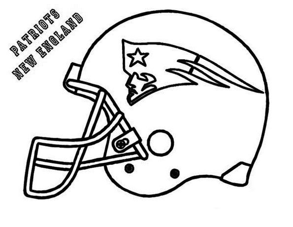 The Patriot New England Coloring Pages Printable