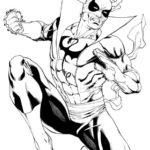 Iron Fist Coloring Book To Print