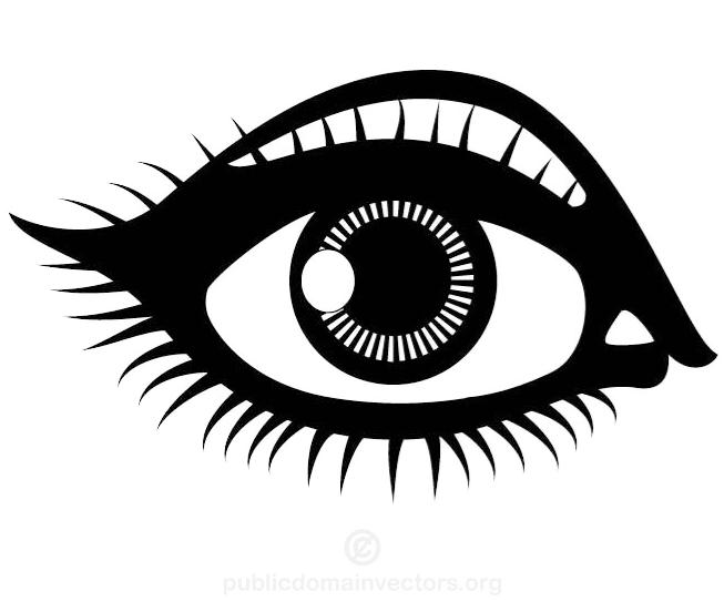 Introduction Of Biology Eyes Coloring Page