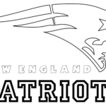 new england patriots from NFL coloring pages