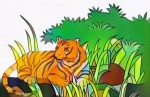 11 Beautiful Tiger Coloring Pages for Kids