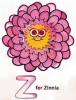 Top Six Letter Z Coloring Pages for Preschoolers