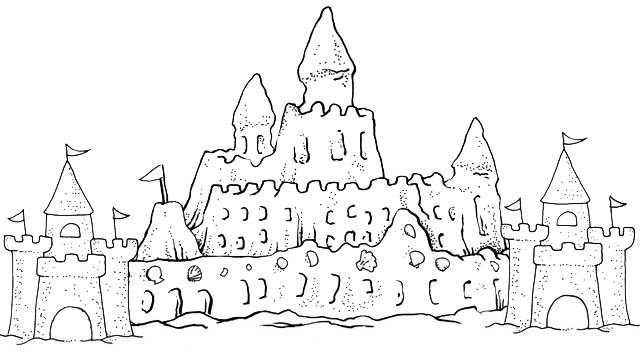 great imperial beach coloring page