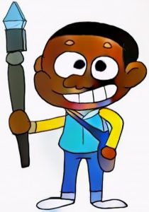 Craig of the Creek Coloring Work from Billy