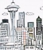 8 Gorgeous Skyscraper around the World Coloring Pages for Kids