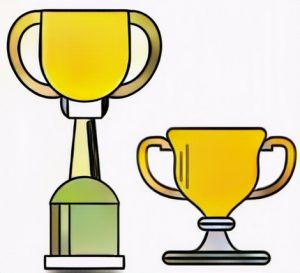 Trophy Coloring Work from Ferdy