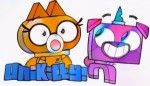 Ten Favorite Unikitty Coloring Pages for Kids