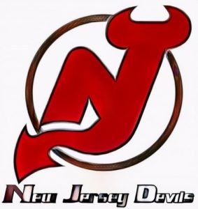 New Jersey Devils Coloring Work from Andik
