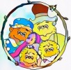 Five Cute Berenstain Bears Coloring Pages for Children