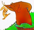 Five Cute Open Season Coloring Pages for Children