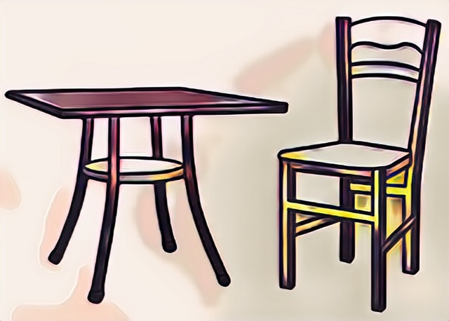 Result chair coloring